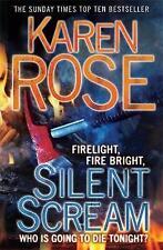 **NEW PB** Silent Scream by Karen Rose (Paperback, 2010)