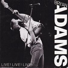 CD 17T BRYAN ADAMS LIVE! LIVE! LIVE! DE 1988 LIVE IN BELGIUM 397 094-2