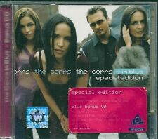 2 CDS ALBUM 22 TITRES SPECIAL EDITION--THE CORRS--IN BLUE--2000