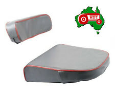 Massey Ferguson Tractor 35 135 65 148 165 175 Bucket Seat Cushion Set