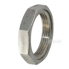 "1.5"" LOCKNUT 1 1/2"" NPT 304 STAINLESS STEEL LOCK NUT O-Ring Groove Pipe fitting"