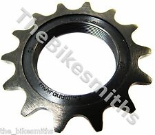 "Shimano Dura Ace SS-7600 16T 1/8"" Track Cog Fixed Gear Bike NJS Keirin Apr Inch"