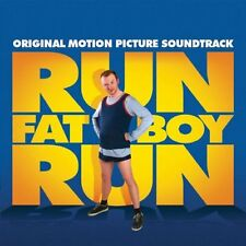 Run Fat Boy Run (Soundtrack) (NEW CD) Girls Aloud Amy Winehouse Fratellis