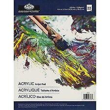 Royal & Langnickel Acrylic Artist Pad 1 Multi-colour