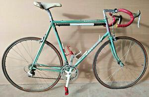RALEIGH USA GRAND PRIX Road Bike Vintage Bicycle Look Pedals Araya CTL 370 Rims