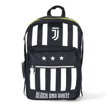 Juventus Prodotto Ufficiale Zaino Scuola 2020/21 Doppio Scomparto Best Match