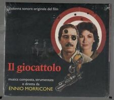 ENNIO MORRICONE IL GIOCATTOLO CD F.C. SIGILLATO!!!