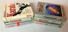 Atari 2600 VCS Cartridges in Boxes  - Tested!!
