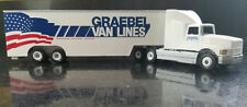 Winross Graebel Van Lines Toy Truck - Collectable - Graebel and Winross Gone!