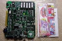 "Arcana Heart Full ""Examu 2006"" Jamma PCB Arcade Game Japan"
