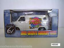 1974 CHEVY CUSTOM VAN WHITE KEEP ON TRUCKIN 1:16 Scale HIGHWAY 61 RARE BRAND NEW