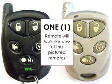 Keyless remote entry NAHTDK4 transmitter replacement controller clicker keyfob