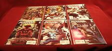 Marvel Comics - Ultimate Power #1-9 Complete Set (2006-2008)