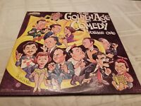 The Golden Age of Comedy Volume 1 Double LP Vinyl Record - 1972