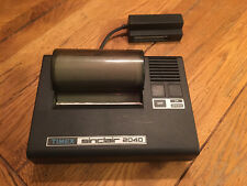 Vintage Timex Sinclair 2040 Thermal Printer -  FREE SHIPPING!