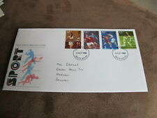 GB Stamps / Royal Mail First day cover - 1980 Sport
