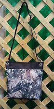 True Timber Natural Camo-Camouflage Crossbody Bag Tote-Made In USA