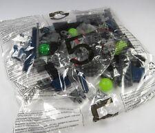 LEGO exponer Repuesto MIXTO Azul Gris NUEVO Polybag (1)