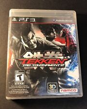 Tekken  [ Tag Tournament 2 ] (PS3) USED