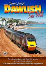 Trains Along Dawlish Sea Wall Dvd: Devon Starcross Dawlish Warren Teignmouth Exe