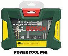 Ahorradores elección Bosch 48P Destornillador Bit Accesorio Set 2607017314 3165140751544