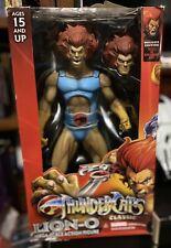 Mezco Thundercats Lion-O Mega Scale Action Figure Two-Heads Deluxe Edition