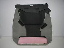 2007-2009 SILVERADO SIERRA BLACK CLOTH DRIVER LOWER SEAT COVER NEW GM  20758029
