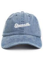 2bb78652b73 Dreamville Embroidered Custom Unstructured Dad Hat Cap J Cole-Denim
