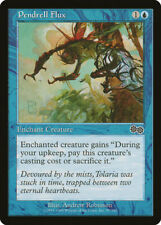 Magic MTG Tradingcard Urza's Saga 1998 Pendrell Flux 87/350