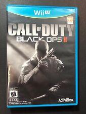 Call of Duty [ Black Ops 2 ] (Wii U) USED