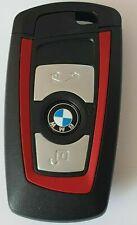 COQUE Clé BOITIER Télécommande 3 Boutons BMW F10 F20 F30 F40 3 4 5 GT X1 X3