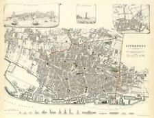 Antique European Maps & Atlases Liverpool