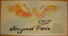 Widespread Panic Poster 2008 Spring Tour Signed/#475 Rare! Sold Out!