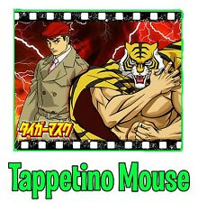 UOMO TIGRE Tiger Mask Naoto Date wrestling catch Tappetino Mouse Pad Pc Anime