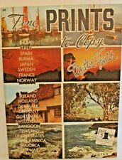 Fine Prints to Copy Art Book Walter T.  Foster Issue 48