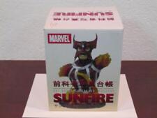 2003 MARVEL COMICS X-MEN SUNFIRE ROGUE'S GALLERY LIMITED ED. STATUE MIB