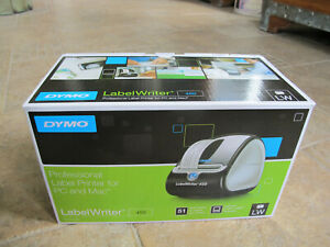 NEW Dymo LabelWriter 450 1752264 Label Printer  - Black/Silver