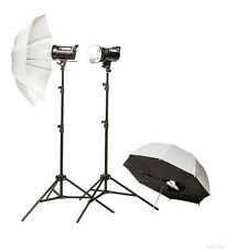 QUADRALITE / QUANTUUM KIT UP! 600 X2 FLASH TORCIA DA STUDIO standard BOWENS-s