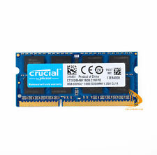 Crucial 32gb Pc3l-12800s Ddr3l-1600mhz SODIMM RAM 204pin for iMac 2012-2013