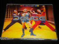 Deuce - Call It Love - 5 Track Mixes CD Single - 1994 London Records