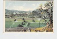 PPC POSTCARD CALIFORNIA FRED HARVEY H1588 THE LOOP TEHACHAPI PASS