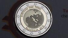 2 euro 2018 SLOVENIA API svetovni čebel Slovenie Slovenija Slowenien Eslovenia