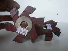 N°R8 molette fers de toupie,machine à bois-  alésage 12 mm SHAPER CUTTER