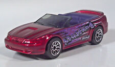 """Matchbox 99 Ford Mustang 3"""" Diecast 1:61 Scale Model 2000 2001 2002 2003 2004"""