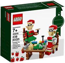 LEGO® Seasonal 40205 Helfende Elfen NEU OVP_ Little Elf Helpers NEW MISB 40092
