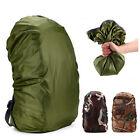 Waterproof Dust Rain Backpack Cover Travel Camping Hiking Outdoor Rucksack Bag