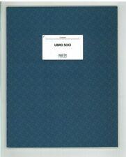 Libro soci con pagine numerate, 92 pagine righe, Modul time 235400000 in tempo