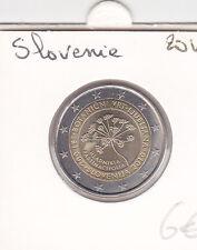 Pièces 2 euro - 2010  Slovénie