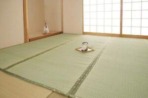 "Ikehiko Japanese rush grass tatami mat ""Shiranui"" 2jo  182 x 182cm"