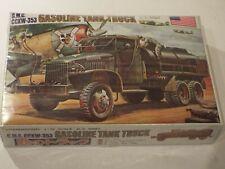 International 1/72 Scale Kit Science Treasury 13: GMC Gasoline Tank Truck NEW